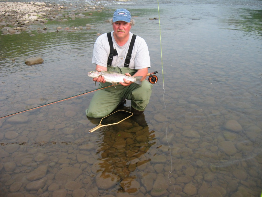 Trout on the Delaware